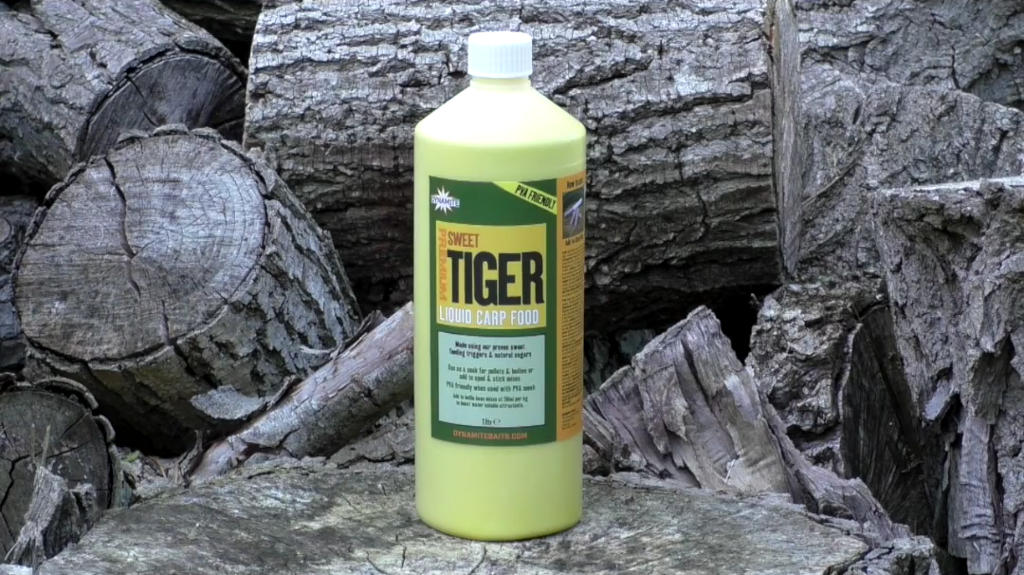 Dynamite Baits Sweet Tiger Liquid