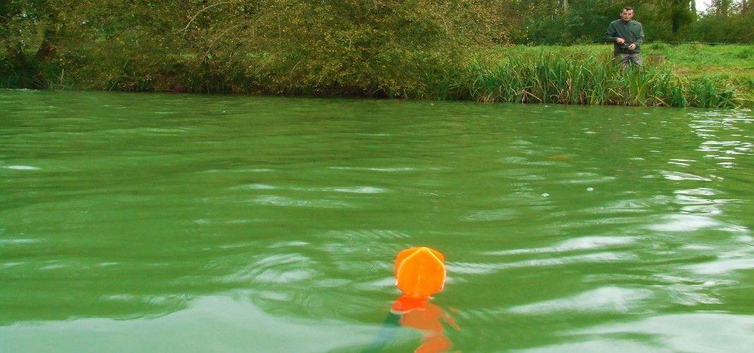 sonder et pêcher avec précision